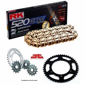 Drivpaket GSX-R600-520 konvertering(gold)