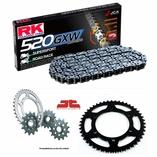 Drivpaket GSX-R600-520 konvertering
