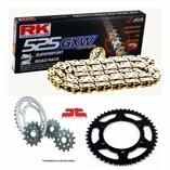 Drivpaket GSX-R600(gold)