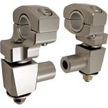 Rox Pivoting Risers Anti-Vibration för 22mm eller 28,6mm styre
