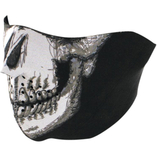 Zan Headgear halvmask Skull face
