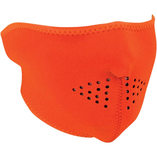 Zan Headgear halvmask Hi Viz Orange
