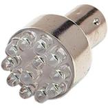 Glödlampa pulserande och roterande LED