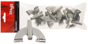 10Pcs Claw Hooks