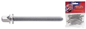 10Ps Tension Rod W/Washer 58Mm