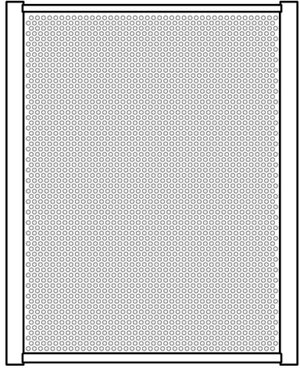 2 DISPLAY PANELS 60x75-BLACK