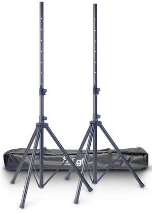 2Pcs Speakr Stand Alu + Bag
