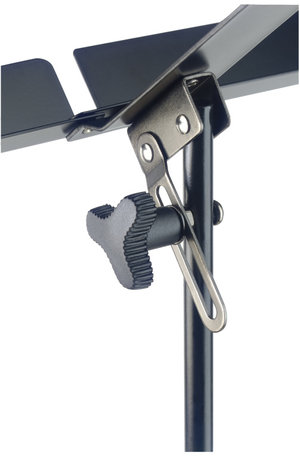 3 Sections Music Stand-Black