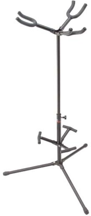 3-Guitar Hanger Stand,Black