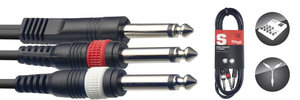 3M/10FT SPLIT MLD PLUG-2 PLUG