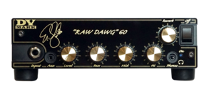 "DV Mark Eric Gales ""RAW DAWG"" 60w Head"