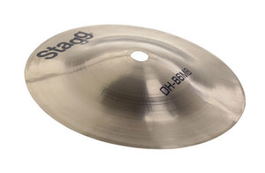 "6"" DH Bell Medium Brilliant"