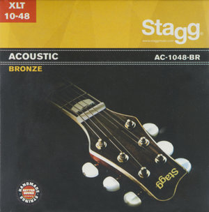 6-Str Ac.Set/Bronze/Xtra Lt