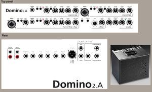 AER Domino II inkl skyddsbag