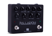 Palladium Gain Stage Black