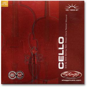 Cello String Set/Steel