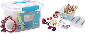 Children'S Percus.Kit+Plas.Box