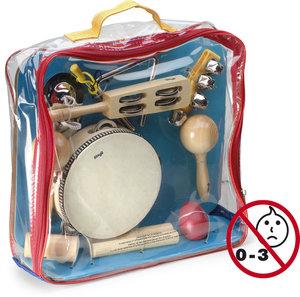 Children'S Percussion Kit