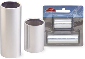 Chromed Steel Slide Set-Small