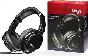 Deluxe Stereo Headphones w Cirumaural ear pads
