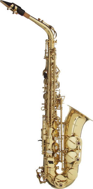 Eb Alto Sax,High F#+Case
