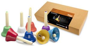 Hand Bell Set 8 Notes