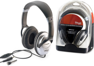 Hi-Profiled Stereo Headphones