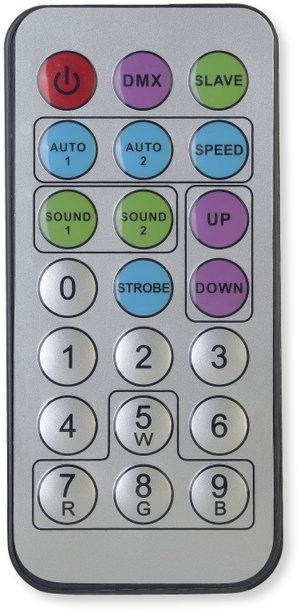 Infra Red Remote For Ecopar1
