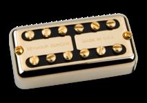 Psyclone Vintage Neck Gold