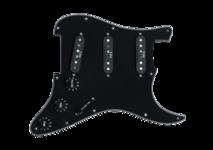 Pickguard STK-S10PGD YJM Fury Pickguard/PU Black