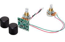 STC-2S-BO Blackouts Bass Preamp Two Pots