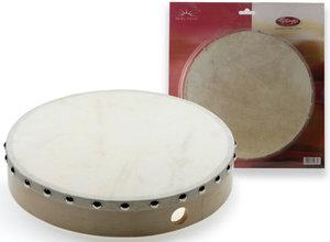 """10"""" Pretuned Hand Drum Wood"""