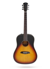 SIRE A3 Larry Carlton Dreadnought V.Sunburst