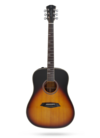 SIRE A4 Larry Carlton Dreadnought V.Sunburst