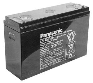 Panasonic LC-RB0612P