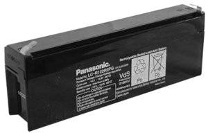 Panasonic LC-R122R2PD