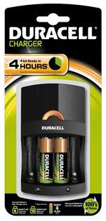 Duracell Batteriladdare 4hr