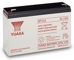 Yuasa NP12-6       6,3mm/2,2kg