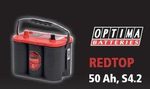 Optima RedTop50    4.2L/17,2kg