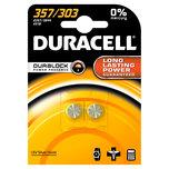 Duracell 357/SR44H (2 st)
