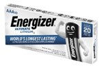 Energizer Litium AAA/ 10 st