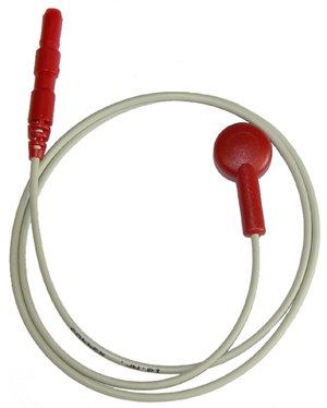 Tryckknapp L: 90 cm  F: Röd
