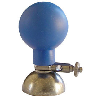 Sugelektrod metallring Ag/AgCl