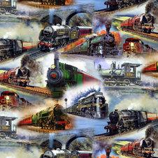 Gamla Tåg