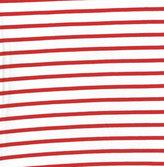 Vit/röd randig jersey