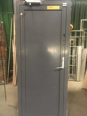 Dörr Aluminium 9x21 HH