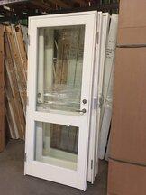 Innerdörr 9x21 Glas VH
