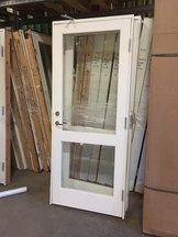Innerdörr 90x210 Glas