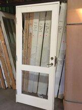Innerdörr 90x210 Glas VH