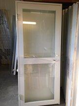 Ljudklassad innerdörr Glas 9x21 VH
